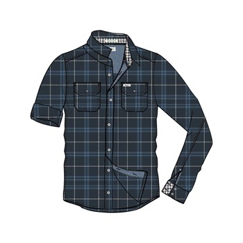 Pepe Jeans London - Morgan JR - Camicia a maniche lunghe - nero