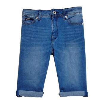 Kaporal - Eole - Short - denim bleu