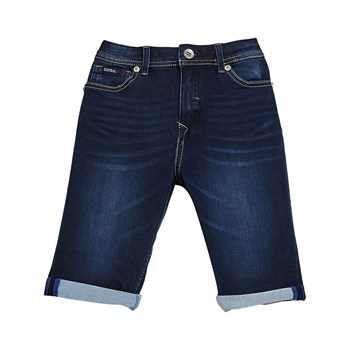 Eole - Short - denim azul