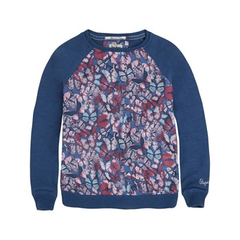 Pepe Jeans London - Sarah - Sweatshirt - marineblau