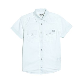 Kaporal - Redou - Chemise manches longues - blanc
