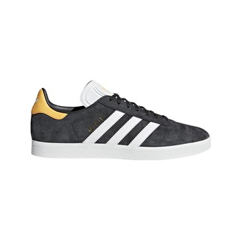 Adidas Originals - Gazelle - Sneakers en cuir - gris