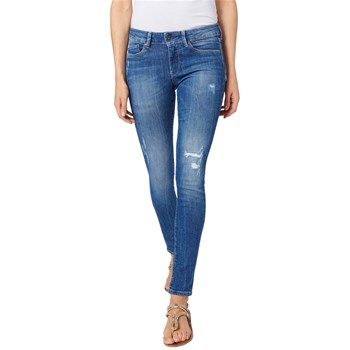 Pepe Jeans London - Pixie - Jean slim - bleu jean