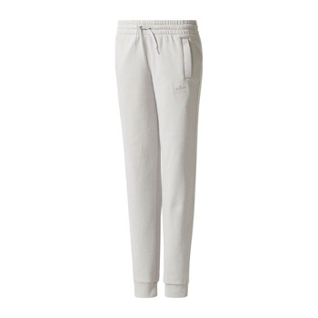 Adidas Originals - J TRF FT - Pantalon jogging - gris clair