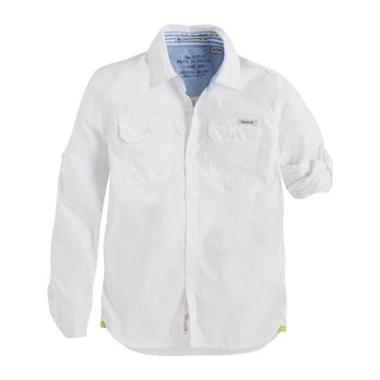 Pepe Jeans London - CAEL - Camicia - bianco