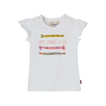 Levi's Kids - Flow3 - T-shirt manches courtes - blanc