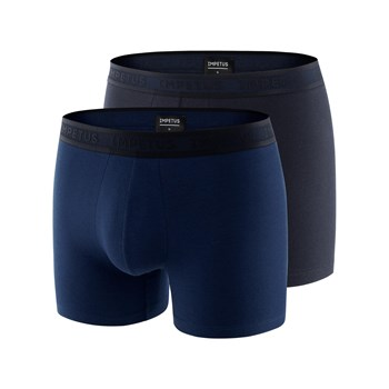 Impetus - Set van 2 shorty's - blauw