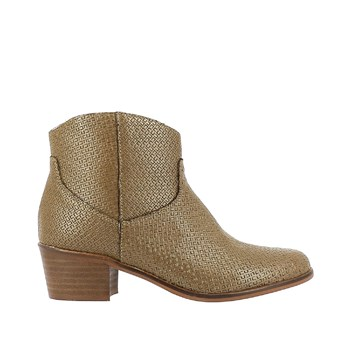 Elizabeth Stuart - Copper - Bottines en cuir - cognac
