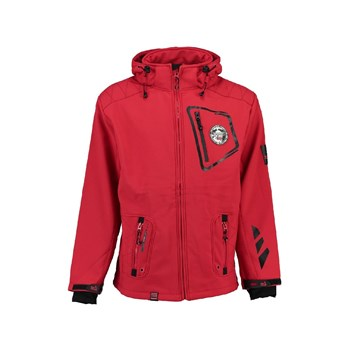 Geographical Norway - Télephérique - Veste coupe-vent - rouge