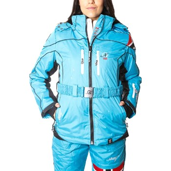 Geographical Norway - Wynona - Blouson de ski - turchese