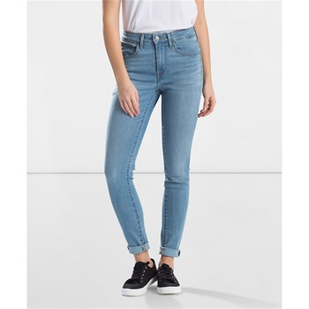 Levi's - 714 - Jean recto - denim azul