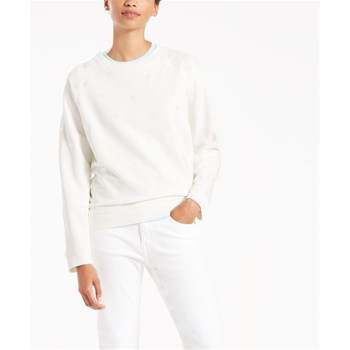 Levi's - Relaxed - Sweat-shirt - blanc