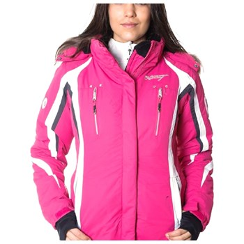Geographical Norway - Véronique - Blouson de ski - rose