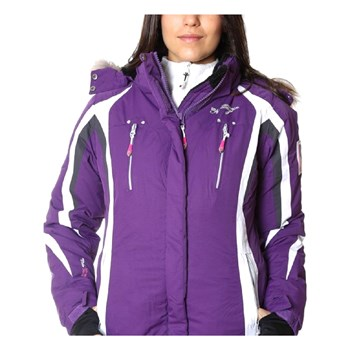 Geographical Norway - Véronique - Blouson de ski - violet