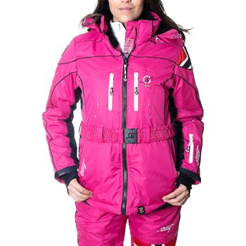 Geographical Norway - Parka de ski - rose