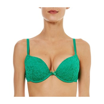 Etam Lingerie - In10 Vert - Push-up beha - groen