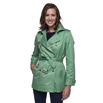 Trench and coat - Trench court - vert