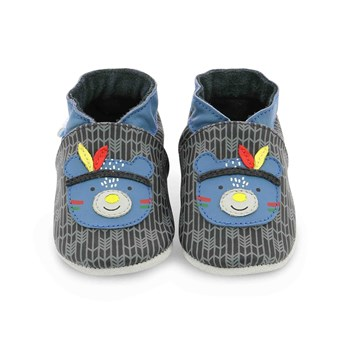 Robeez - Wood night - Pantuflas - negro