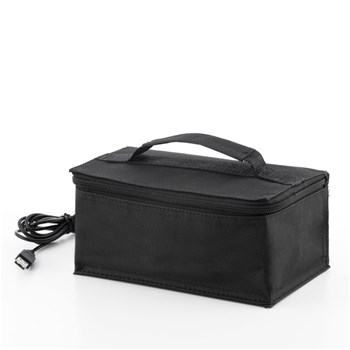 Innovagoods - Thermic Dynamics - USB Lunch Bag - schwarz