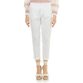 Benetton - Pantalon 7/8 - blanco