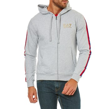 EA7 - Sweat-shirt - bicolore