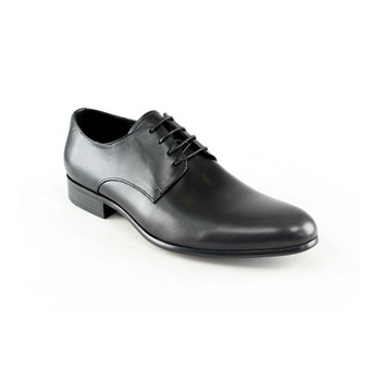Goor - Derbies en cuir - noir