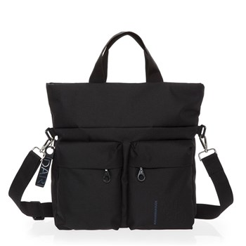 Mandarina Duck - Sac shopping - noir