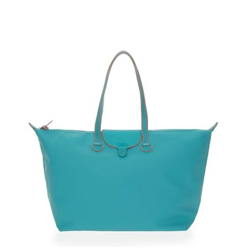Mandarina Duck - Touch - Sac shopping - bleu