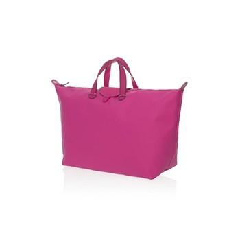 Mandarina Duck - Touch - Sac shopping - rose