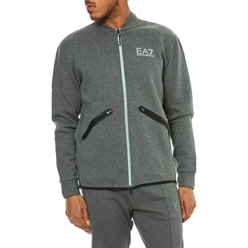 EA7 - Sweat-shirt - gris clair