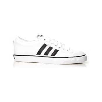 adidas Originals - Nizza - Baskets basses - blanc