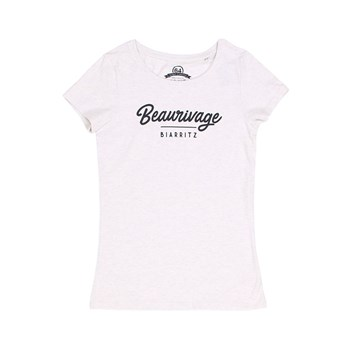 64 - Beaurivage - T-shirt manches courtes - gris chine