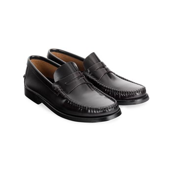 Polo Club - Mocasines de cuero - negro