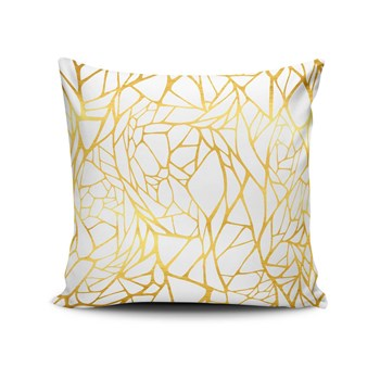 Cushion Love - Coussin - doré