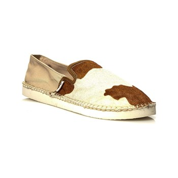 Ozify - Espadrillas in pelle - naturale