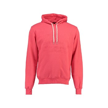 Hollifield - Sweat à capuche - corail