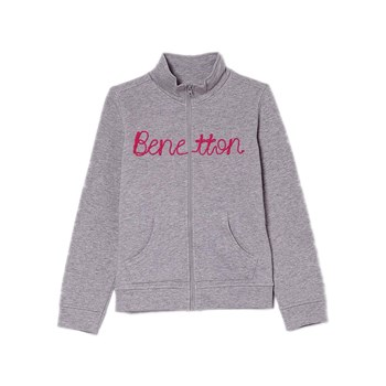 Benetton - Sweat-shirt - gris chine
