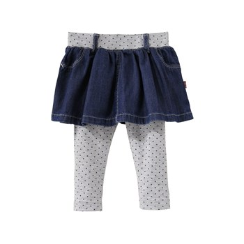Levi's Kids - July - Falda-pantalón - denim azul