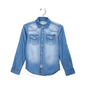 Kaporal - Nutt - Camicia in jeans - blu jeans
