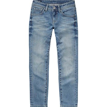 Pepe Jeans London - Beckets - Jean slim - denim bleu