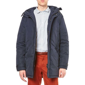 Scotch & Soda - Parka - blu scuro
