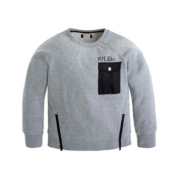 Pepe Jeans London - Salomone Jr - Sweat-shirt - gris