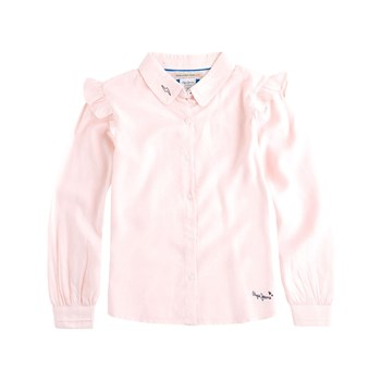 Pepe Jeans London - Trina Jr - Bluse - rosa