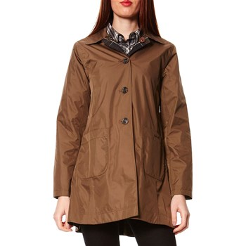 Barbour - Reversible Derby Mac - Trench réversible - marron