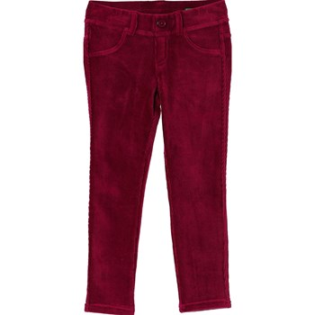 Benetton - Jeggings - bordeauxrot