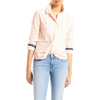 Levi's - Good workwear boyfriend - Chemise manches longues - rose