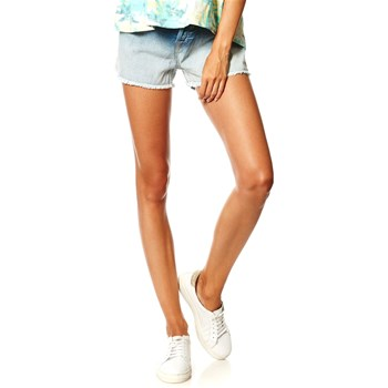 Roxy - Lovely Deep Dye - Short - bleu jean