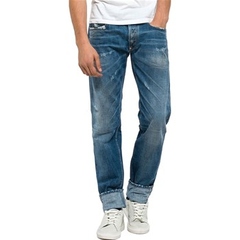 Replay - Jeans regular - jeansblau