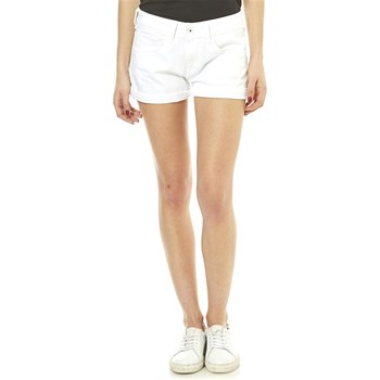 Pepe Jeans London - Siouxie - Short - blanc