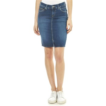 Pepe Jeans London - Taylor - Falda - denim azul